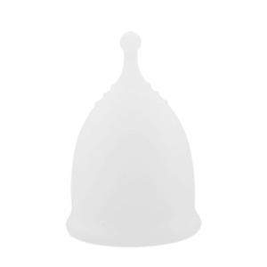 Menstruační kalíšek Aneercare Sport velikosti L (bílá)