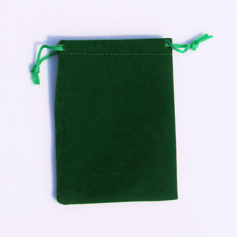 Vrecko na menštruačný kalíšok (zelené)